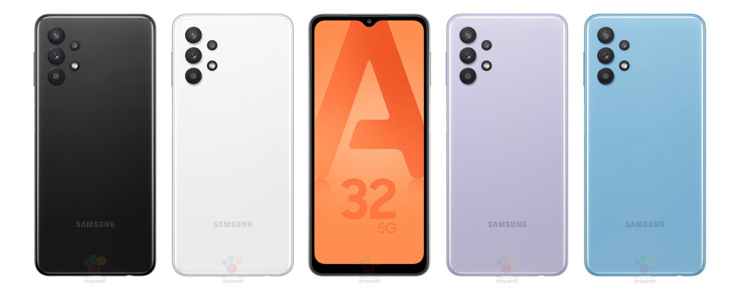 Samsung-Galaxy-A32-5G-front-and-rear
